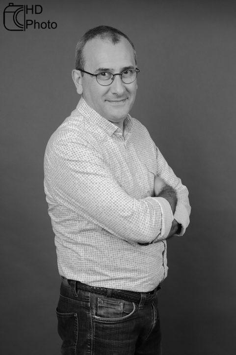 Portrait Sylvain Finamore