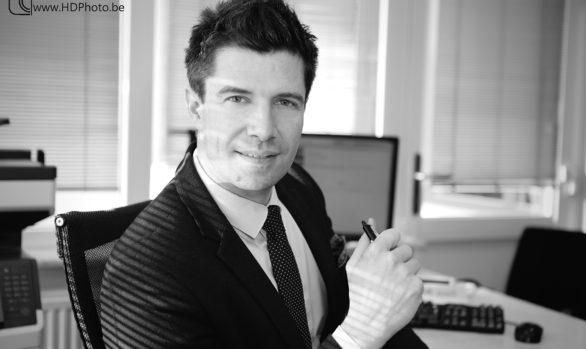 Sebastien Malpas - Dir. agence Nagelmaeckers