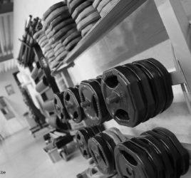 Photo salle de sport